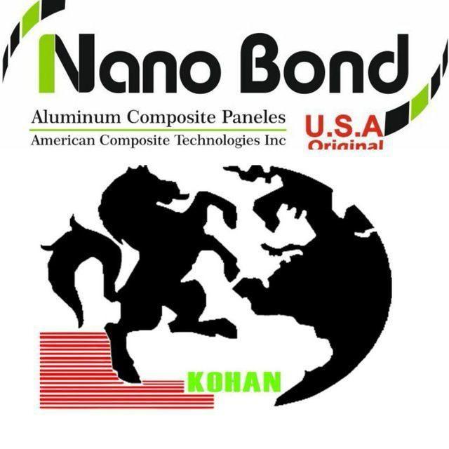 کارخانجات کامپوزیت آلومینیوم نانو باند اورجینال