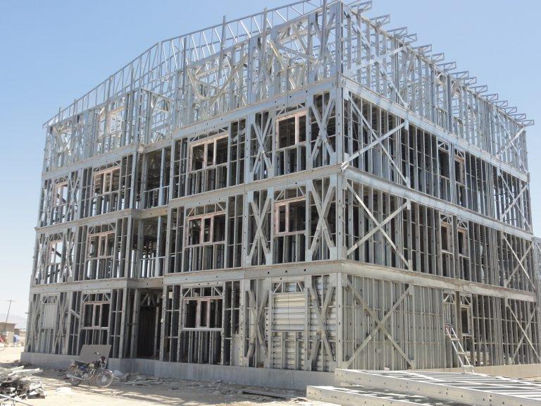 سازه ال اس اف,سازه lsf,سازه ال اس اف در شیراز