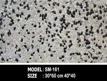 موزاییک پلیمری و کفپوش پلیمری و سنگ های متراکم پلیمری