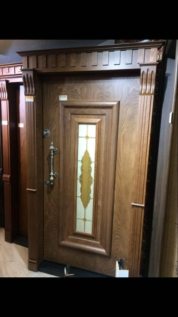 درب های ضدسرقت و اتاقی