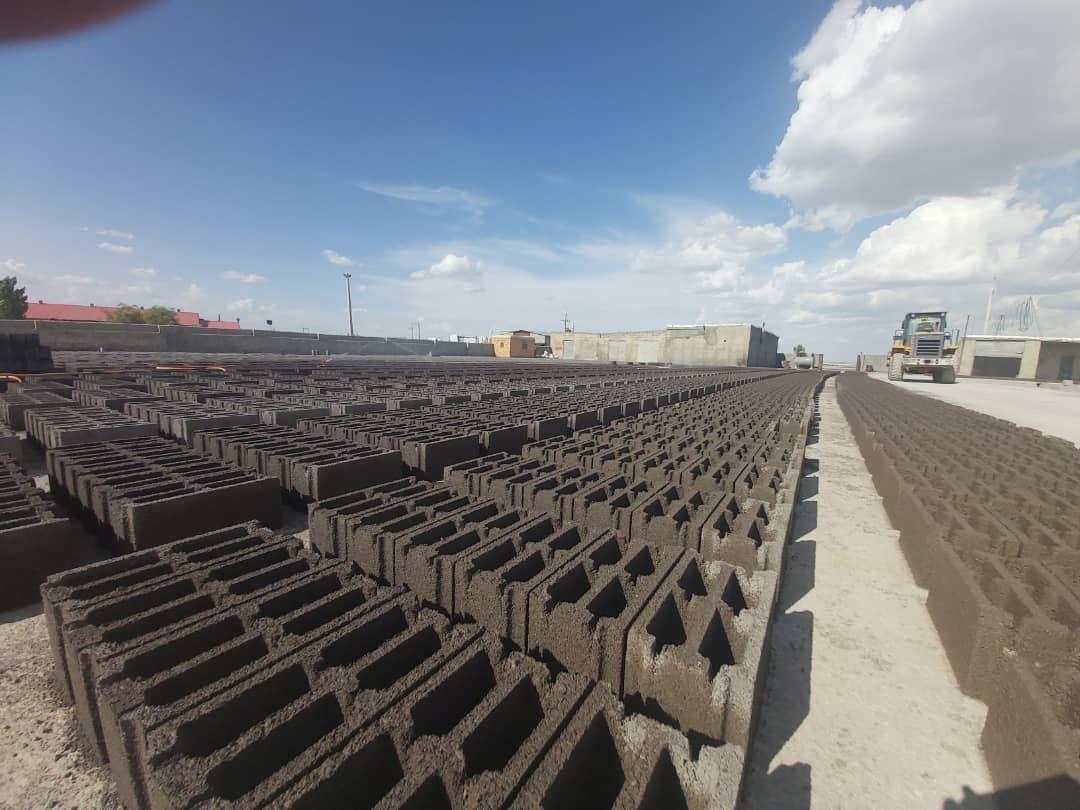 تولید و عرضه انواع بلوک های سبک ساختمانی و تیرچه بلوک