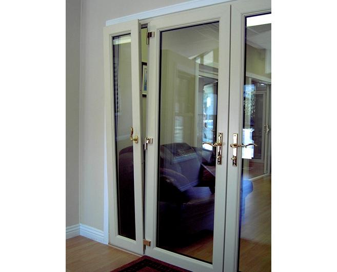 درب و پنجره upvc ,  پنجره دوجداره وین تک