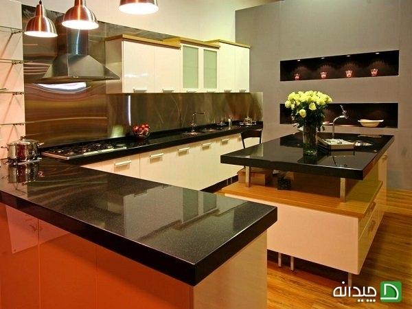 کابینت آشپزخانه در کرج ,طراحی کابینت در کرج,اجرای  کابینت  آشپزخانه در کرج