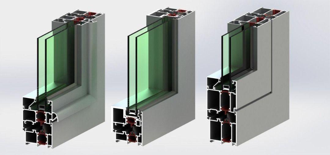 درب و پنجره  upvc,بازسازی پنجره بدون تخریب
