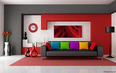 طراحی  و اجرای دکوراسیون داخلی منزل