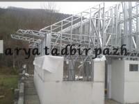 سازه LSF