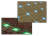 سنگ نورانی در ابعاد مختلف